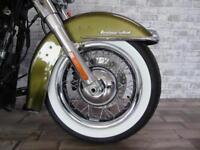 Harley Davidson Heritage Softail Classic - FLSTC 1690cc