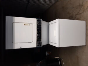 Whirlpool Apartment Size Stacked Washer and Dryer