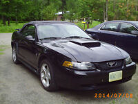 2003 Ford Mustang GOOD SHAPE Convertible