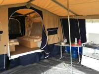 6 berth trigano oceane trailer tent