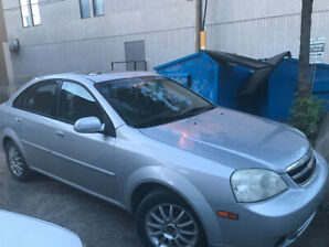 ($3,500) GOOD CAR, VERY LOW MILEAGE  2004 Chevrolet Optra LS