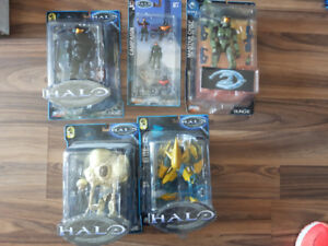 Halo action figures Figurines halo 1 serie 1 halo 2