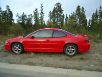 2000 Pontiac Grand Prix Coupe (2 door)