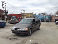 2005 CHEVROLET VENTURE WITH FRESH SAFETY AND CARPROOF.