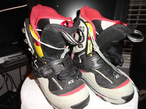"Used Women & Youth ""Hemper"" Snowboard Boots Size 4 London Ontario image 4"
