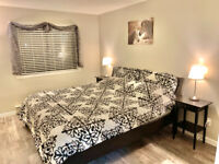 ALL-INCLUSIVE Fully Furnished Modern Condo in Chilliwack