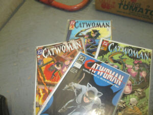 Catwoman - DC Comic Books (Including #1)