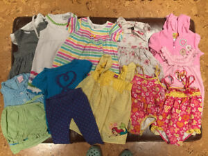 Lot of size 2 girl summer clothes Still Available  July 18