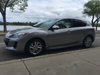 2012 Mazda3 GS-SKY Hatchback