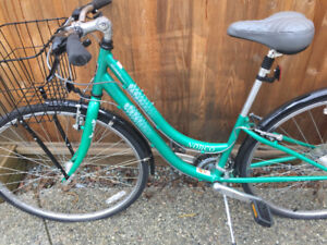 Norco bicycle for woman