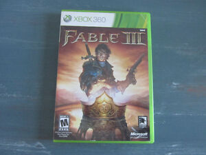 Fable III for Xbox 360 & Joyride for Xbox 360 Kinect