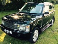 RANGE ROVER VOGUE TD6 May pex
