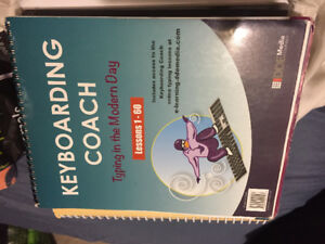 Keyboarding Coach Textbook