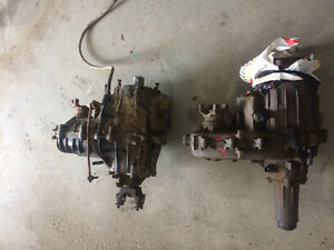 1998 Gmc 3500 transfer case