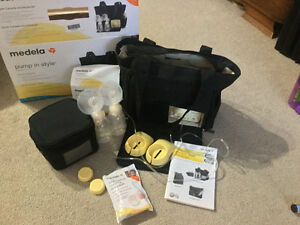 Medela Pump in Style Advance Plus Steam Sterilizer - $200