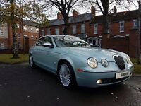 """TOTALLY STUNNING"" jaguar s type ""AUTO"" 2.7 diesel twin turbo."