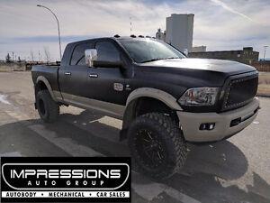 2011 Dodge Ram 2500 Longhorn Diesel Pickup Truck