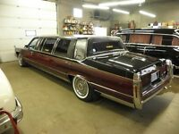 1990 Cadillac Brougham Limo