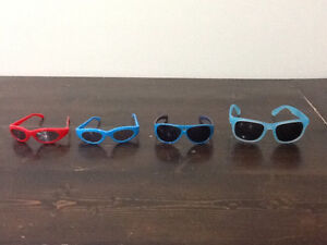 Baby & kid sunglasses ($2 for the lot)