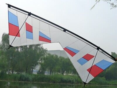 Used, customized QUAD stunt  Kite only/ 4 lines control stunt kite for sale  China