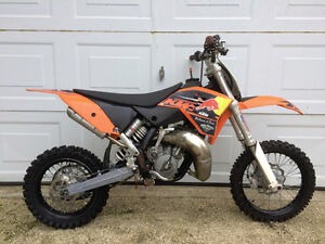 2011 KTM 65 priced to sell..