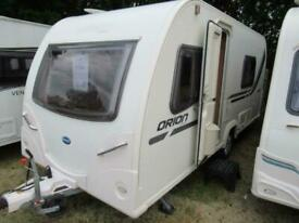 2013 Bailey Orion 430/4