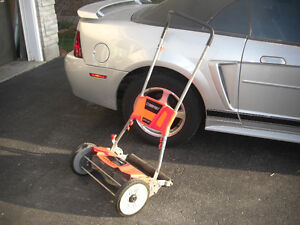 "18"" Troy Built Revolution Hi Speed Hand Mower"