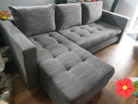 💥SALE💥 Brand New Corner Sofa Bed. *Delivery available for extra cost