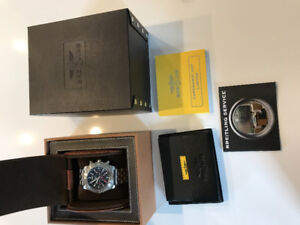 Breitling GMT 47mm limited edition #1474 of 2000 worldwide
