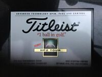 2 brand new boxes (24 balls) of Titleist HP2 golf balls RRP £36 per box