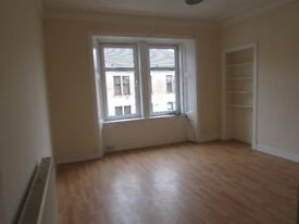 Well Presented, Two Bedroom flat in Paisley's East End