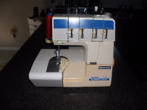 SERGER (Sewing Machine