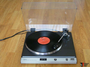 Rare/Vintage Aurex Direct Drive SR-Q200 Turntable
