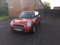 Mini Cooper Hatchback 3 Door 1.6 HPI CLEAR Part Ex welcome astra Corsa Ford Audi bmw etc