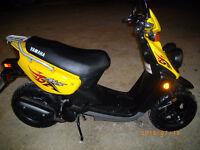 2009 YAMAHA BWS 50