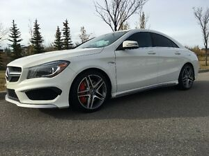 2014 Mercedes-Benz Other CLA45 AMG Sedan