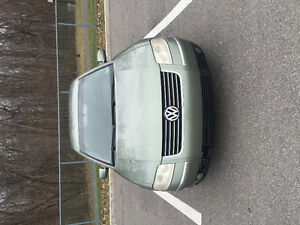 2003 Volkswagen Passat 1.8T WINTER CAR