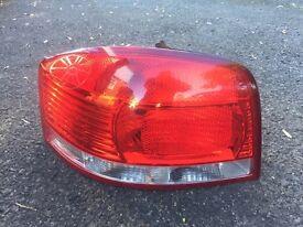 Audi A3 / S3 8P n/s rear light 2004 onwards