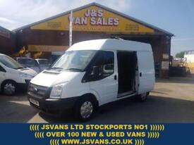 2013 63 FORD TRANSIT SWB MED ROOF 1 LEASE OWNER LOW MLS ONLY 38000 MLS DIESEL
