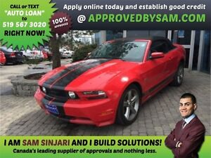 GT STANG - HIGH RISK LOANS - LESS QUESTIONS - APPROVEDBYSAM.COM Windsor Region Ontario image 2