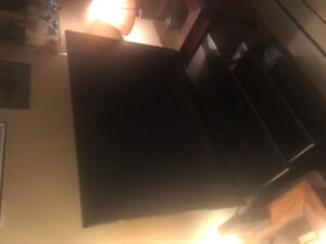 50 inch LG tv with Stand