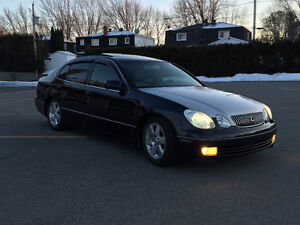 2001 Lexus GS 300 Berline