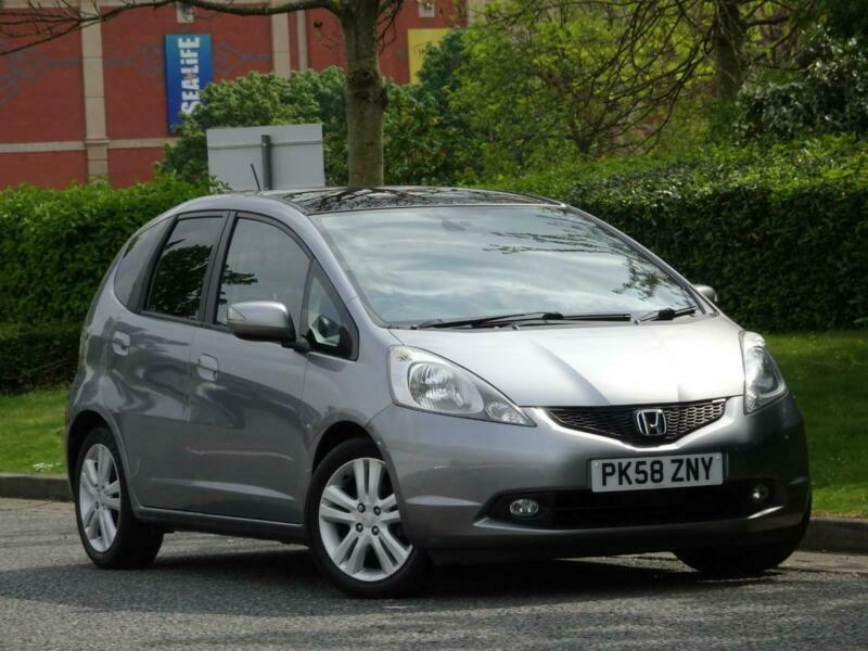 Honda Jazz 14 Ex 2009 Pan Roof 1 Fowner Aux Usb