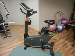 VISION FITNESS EXERCISE BIKE FOR SALE