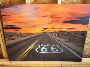 Large Route 66 picture