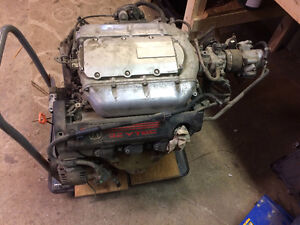 2002-2003 Acura TL Type S Engine and Exhaust