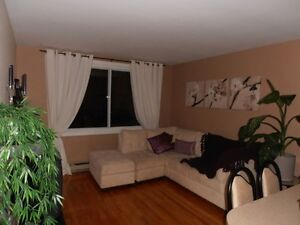 Large 5-1/2 sunny with terrace in NDG neighborhood, parking