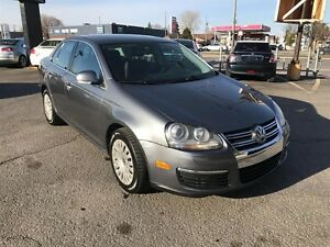 Volkswagen Jetta Sedan 2.0L Turbo-CUIR-TOIT-MECANIQUE A1 2006