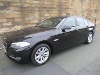 2012 12 BMW 5 SERIES 3.0 530D SE 4D AUTO 255 BHP DIESEL