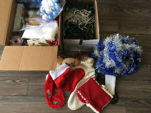 Lot of Christmas decorations - 2 Boxes full!!!